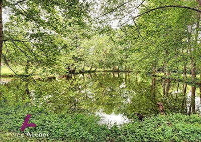 Maison avec étang à Bergerac 2