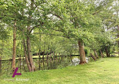 Maison avec étang à Bergerac 5