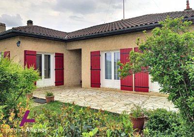 Maison avec étang à Bergerac 6