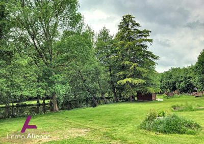Maison avec étang à Bergerac 7