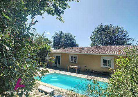 Marcheprime, belle maison 116 m2 habitable avec piscine