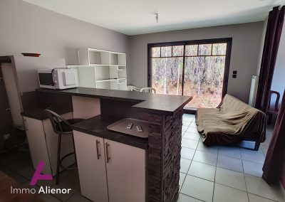 Ensemble immobilier comprenant une maison et 4 appartements à Lugos 13