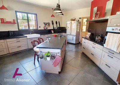 Ensemble immobilier comprenant une maison et 4 appartements à Lugos 4 1