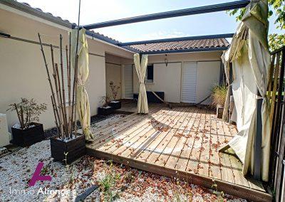 Maison 6 pièces de 155 m² avec terrain à bâtir à Mios 15