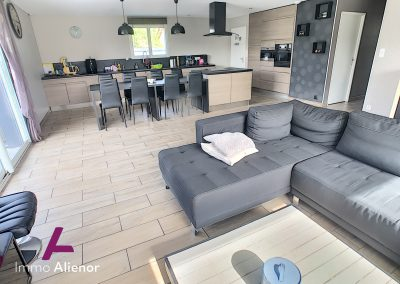 maison 121 m² MIOS 18