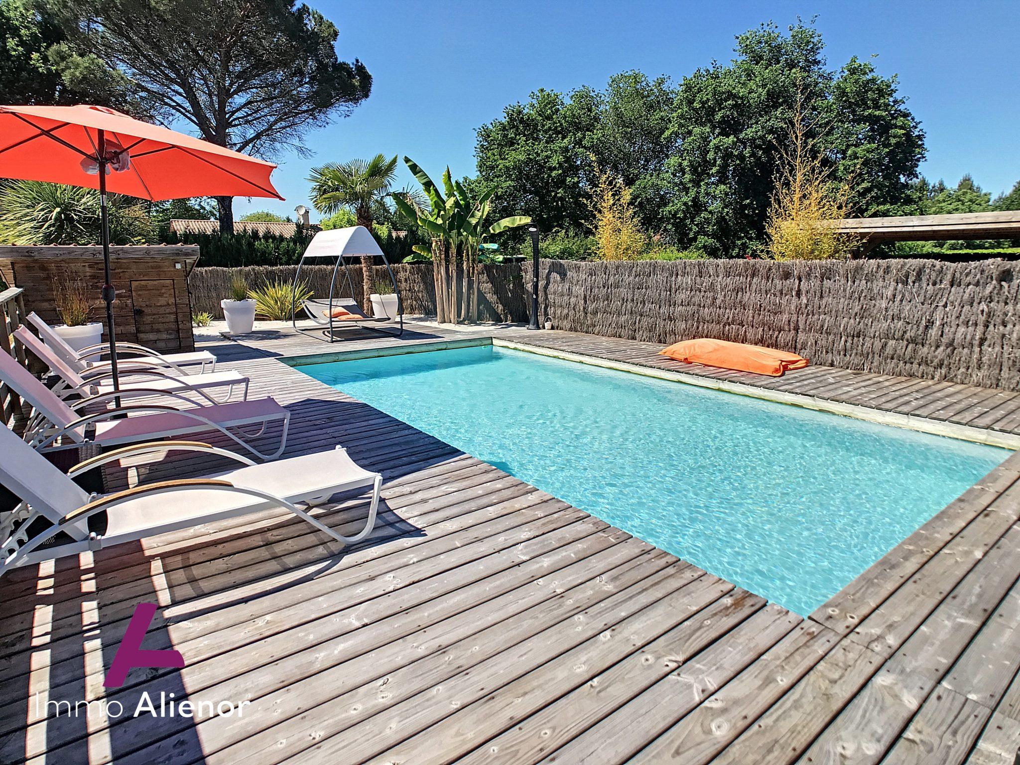 Maison de 140 m² à Belin-Béliet