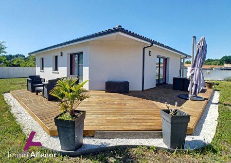 Maison de 120 m² à Ychoux