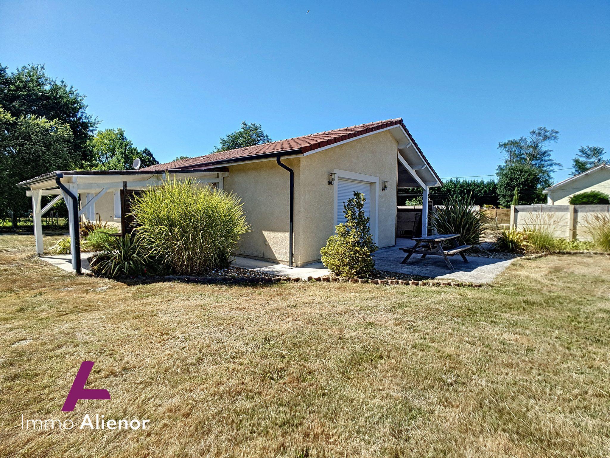 Maison de 130 m² à Belin-Béliet