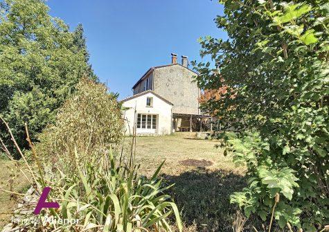 Maison de village à Bommes