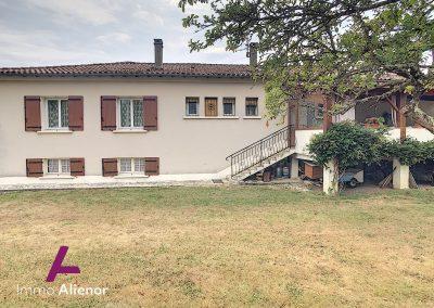 maison de 150 m² à Manzac Sur Vern 47