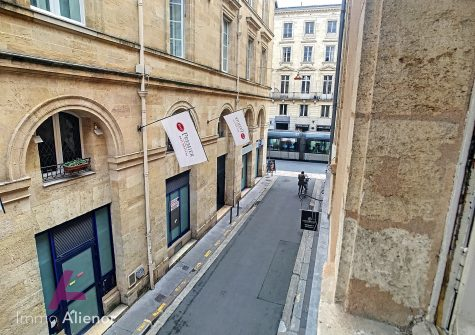 Appartement de 36 m² à Bordeaux Intendance
