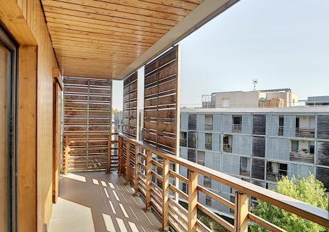Appartement 2 pièces de 49 m² à Bègles