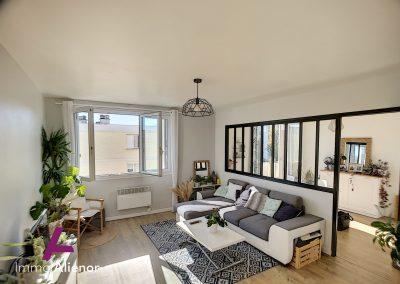appartement 57m² 1