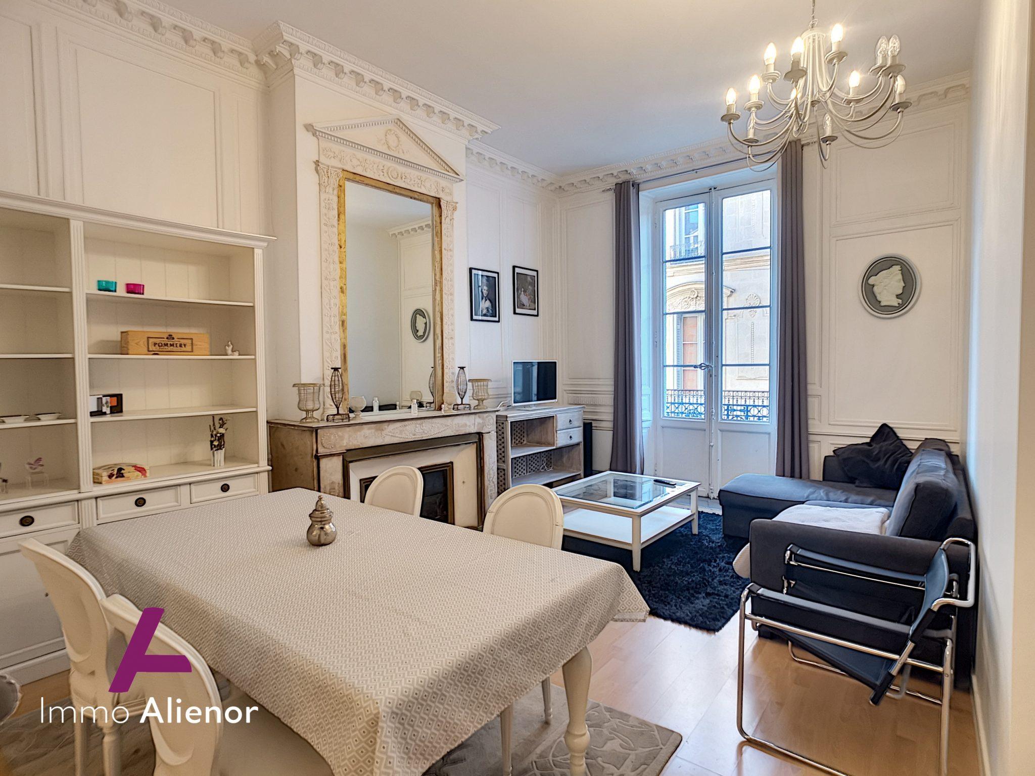 Appartement 3 pièces de 73 m² à Bordeaux