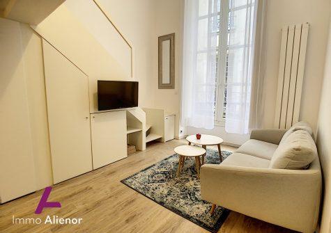 Appartement 1 pièce de 24 m² à Bordeaux centre