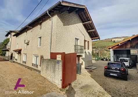 Maison de 140m² à Beaujeu