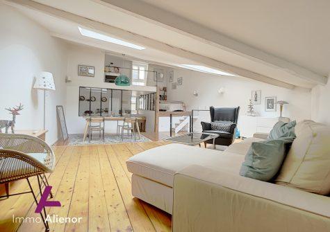 Duplex 5 pièces de 116 m² à Bordeaux St-Pierre