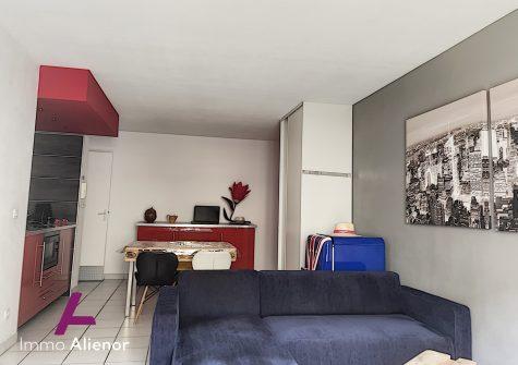 Appartement 2 pièces de 40 m² à Bordeaux Chartrons