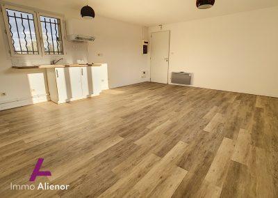 appartement 44.33m² villenavedornon 1