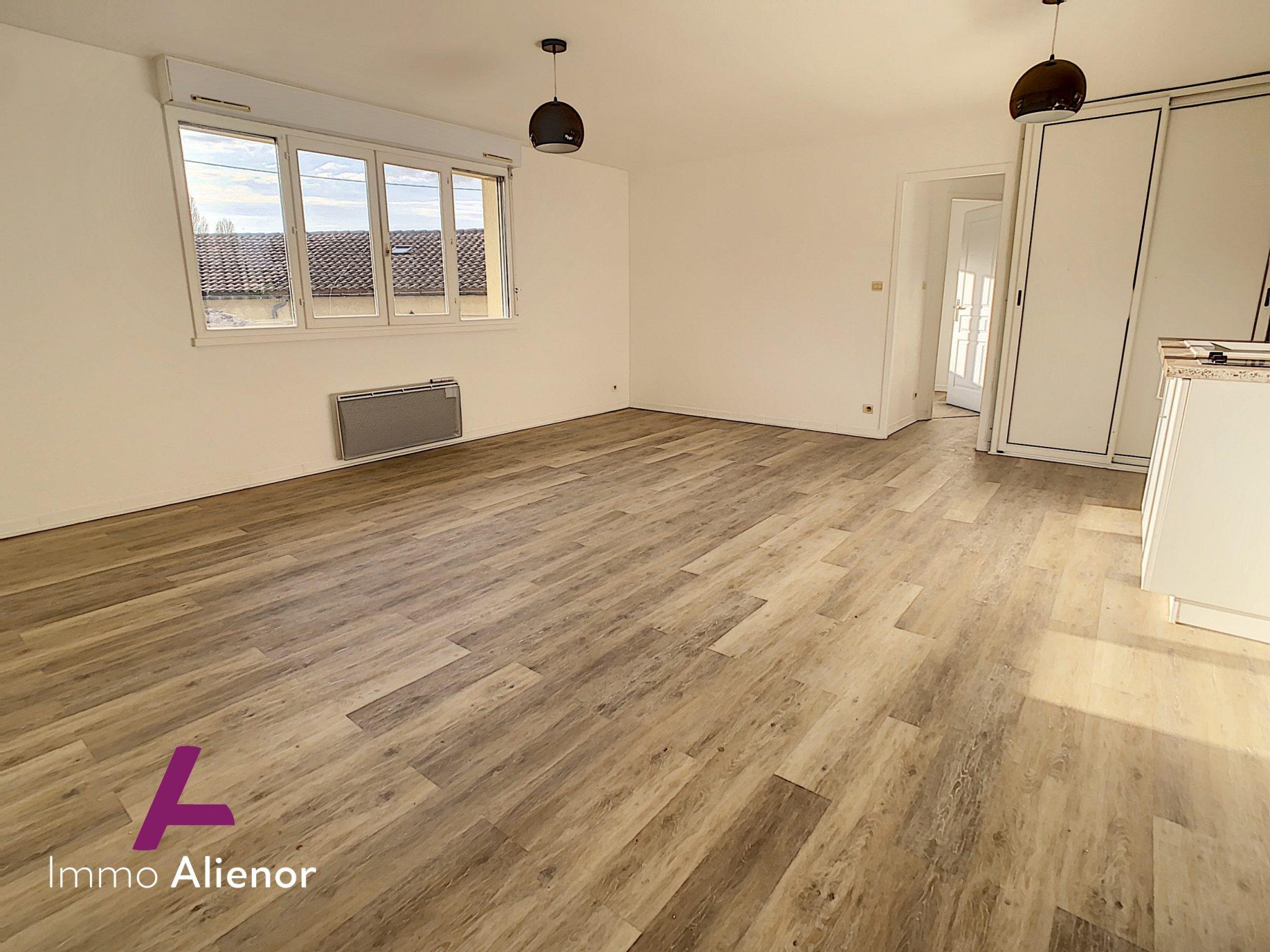 Appartement 2 pièces de 44,33 m² à Villenave d'Ornon