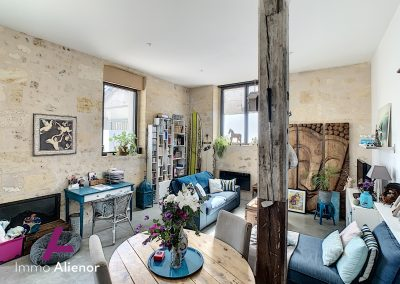 appartement 78m² talence 2