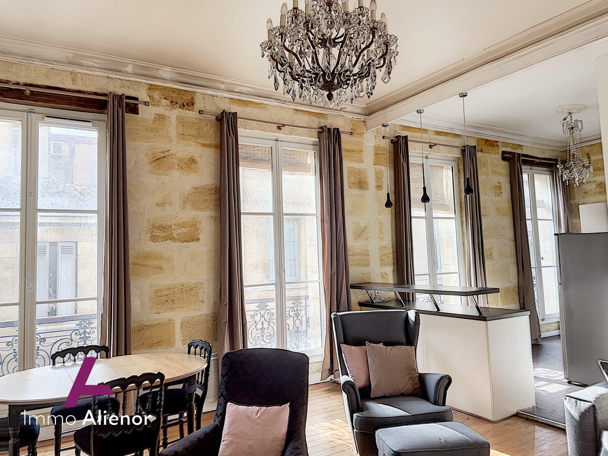 Appartement 3 pièces de 90 m² à Bordeaux
