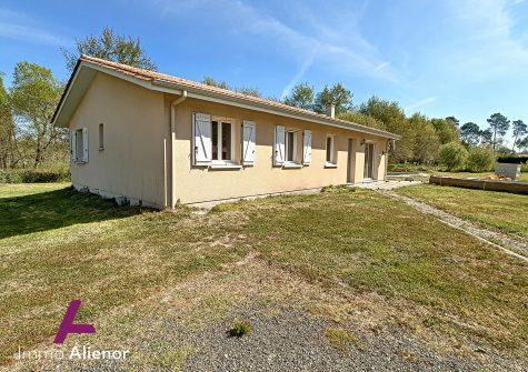 Maison 4 pièces de 105 m² à Belin-Béliet