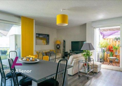 Appartement 4 pièces de 96 m² à Bordeaux Chartrons