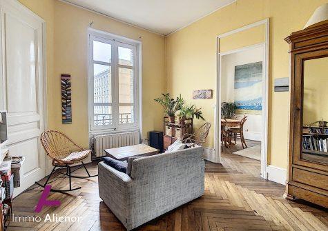 Appartement T3 de 59 m² à Lyon 1