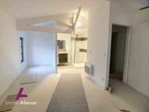 Libourne : maison de village en vente avec Immo Alienor