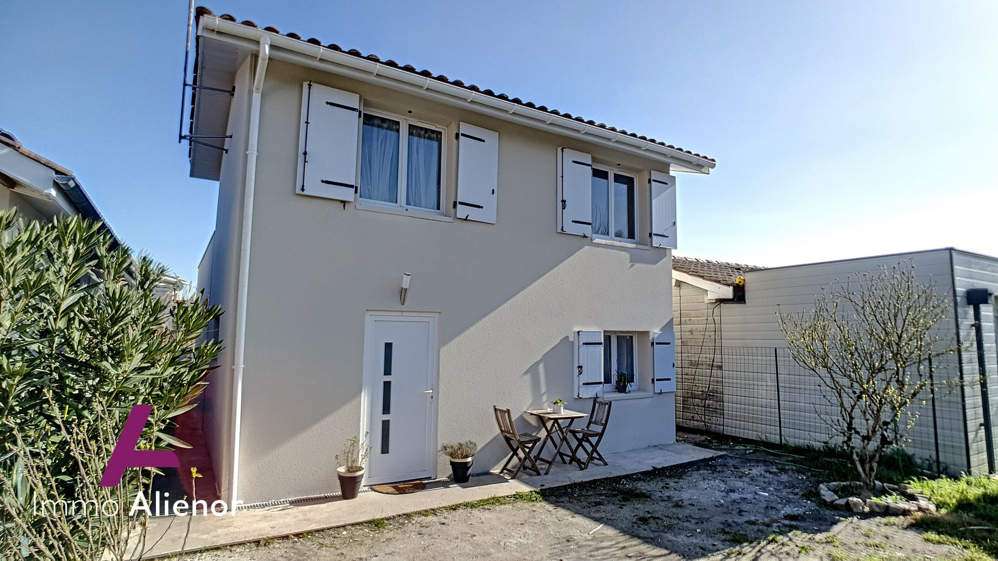 Maison rénovée de 85 m2
