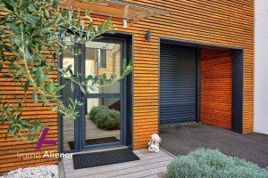 Belle maison contemporaine ossature bois 130m2 Caudéran