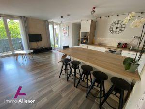Appartement T4 cocooning / Petite terrasse vue sur Hippodro
