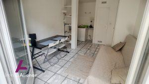 Studio Victoire – Grande cour intérieure commune