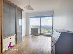 T2 de 58 m2 – Terrasse avec superbe vue