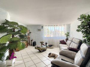 Villa de 130 m2 – 4 chambres – Garage – Terrain de 1358 m2