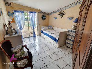 Belle maison de 185 m2 sur un superbe terrain de 1700 m2