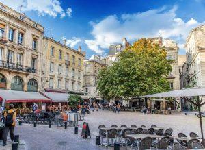 Restaurant Bordeaux centre n1