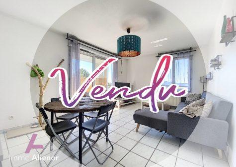 Appartement 2 pièces avec grande terrasse et garage