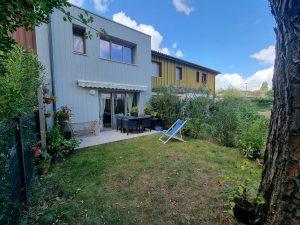 Maison mitoyenne de 69 m2 avec jardin