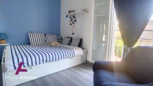 Maison Bruges 98m2 avec 3 chambres, 1 bureau, jolie piscine
