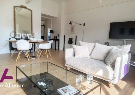 Appartement 120m2, 5 chambres, parc – Le Bouscat centre vil